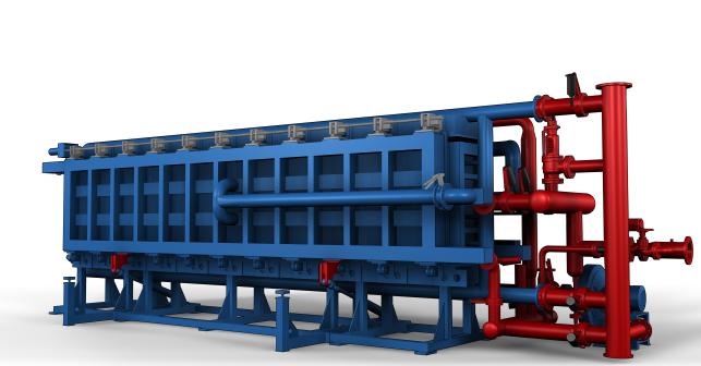 EPS 风冷型全自动板材机