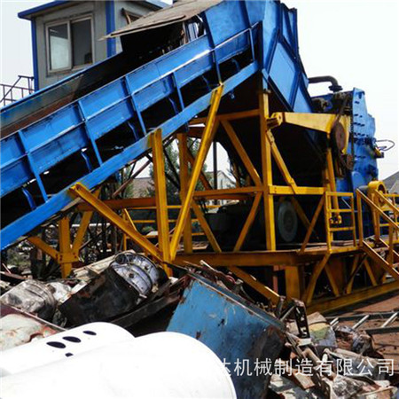 供应废钢破碎机为企业成长赢得了良机fkh