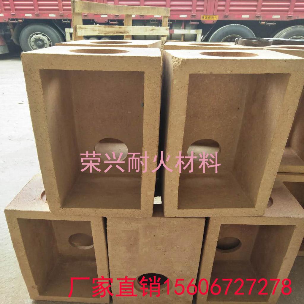 供应树脂砂专用耐火材料高铝方浇口杯