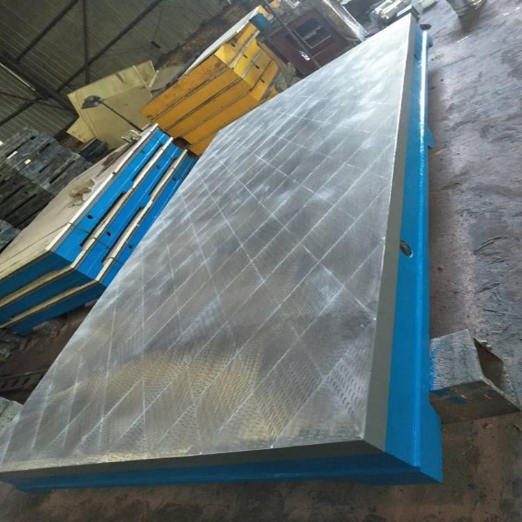 供应铸铁平台,铸铁焊接平台尺寸价格合理