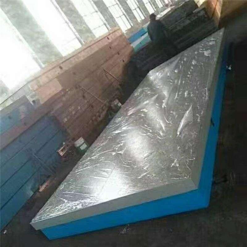 供应铸铁平台,加重铸铁平板精度高