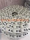 供应阿特拉斯D7潜孔钻机履带链条轨链AA