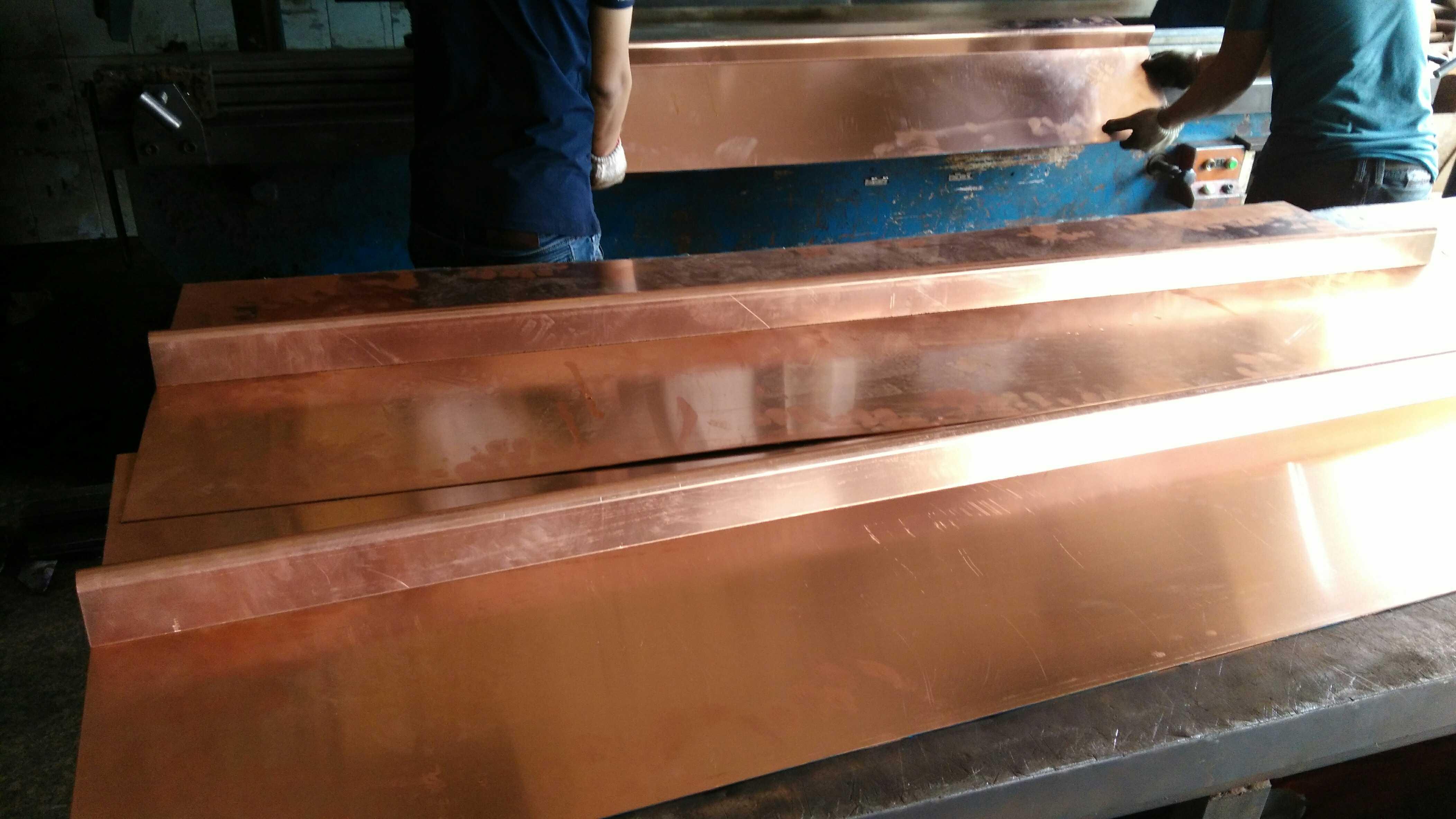 供应t2接地紫铜排/工程专用紫铜卷排