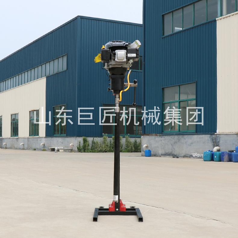 提供巨匠集团BXZ-2L型立式背包钻机便