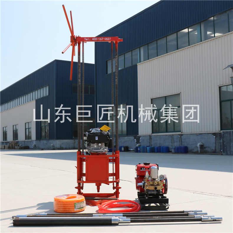 供应提供巨匠集团QZ-2B型轻便取样钻机