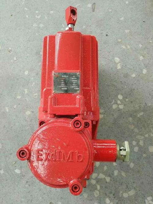BED-201/6隔爆型电力液压推动器型