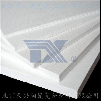 供应5mm陶瓷纤维板 超薄耐火板 高效隔