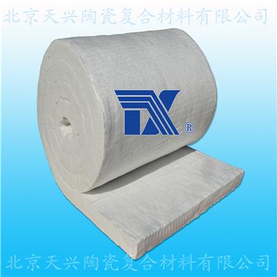 供应6mm陶瓷纤维毯 超薄隔热保温毯 防