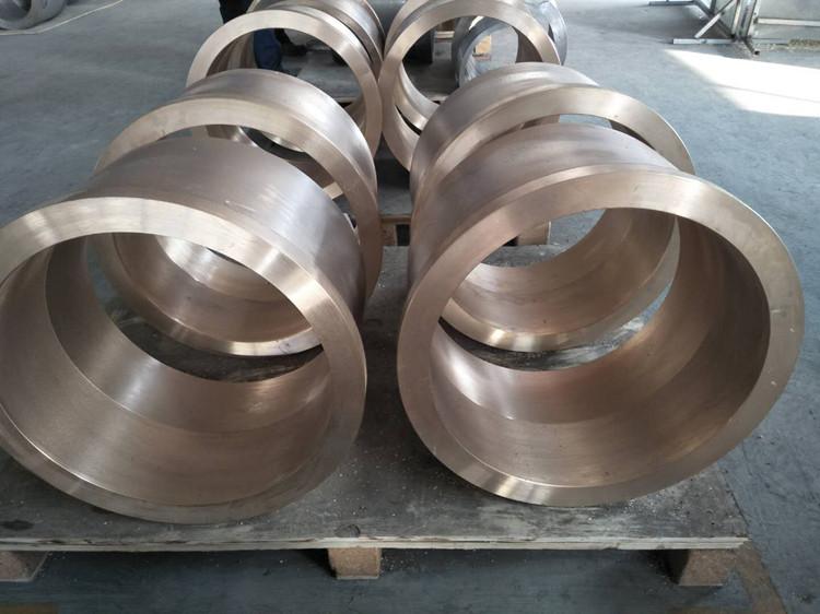 非标定制模切机配件铝青铜铜套