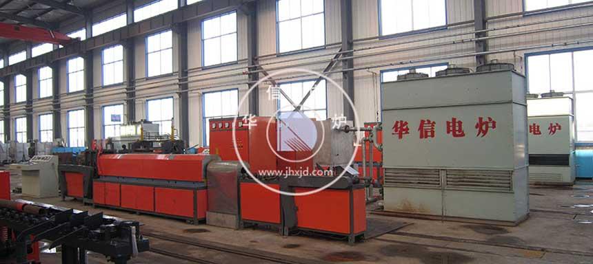 钢管(114管)调质生产线