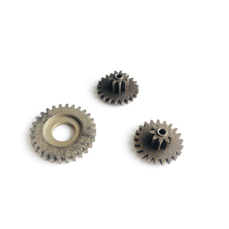 齿轮粉末冶金加工 家用电器 铁基齿轮
