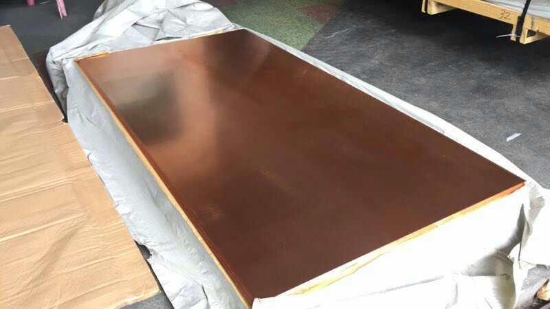 供应t2高精紫铜板 h65黄铜板雕刻