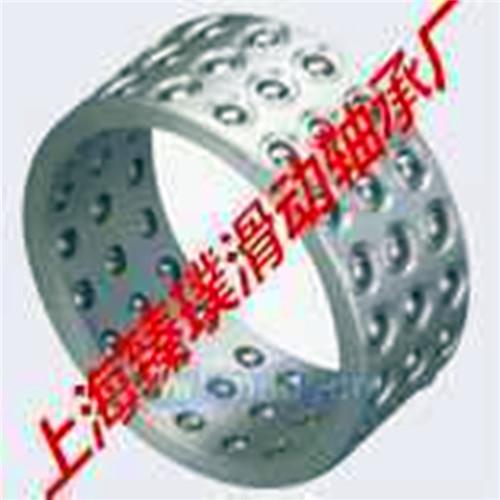 ZPB滑动轴承:FZL铝基钢球保持架