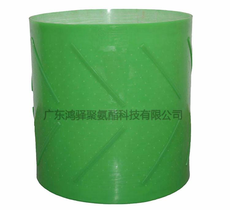 供应Q3220抛丸机配件抛丸机履带聚氨酯