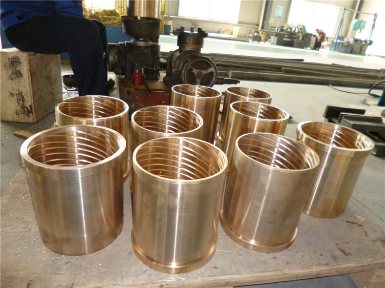 铜套厂家非标定制剪板机铜套