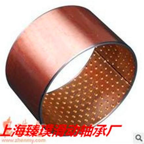 上海臻璞轴承:JF800双金属轴承