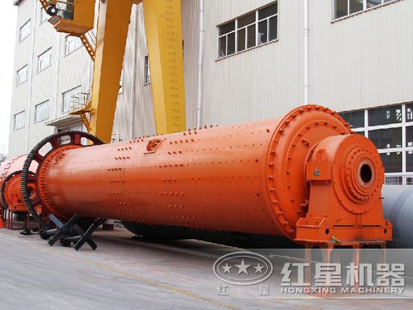 河南节能选矿球磨机型号_配用多大电机