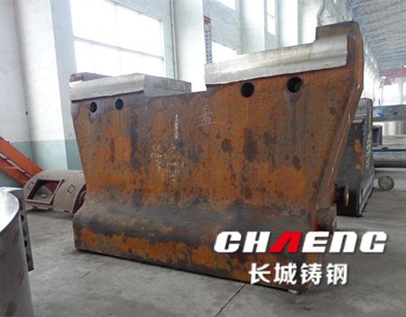 供应大型压力机底座 大型铸钢件生产厂家