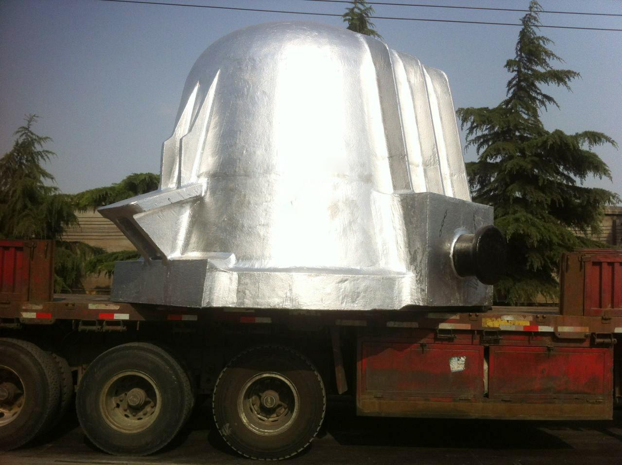 供应6立方渣罐 大型渣罐铸钢件生产厂家