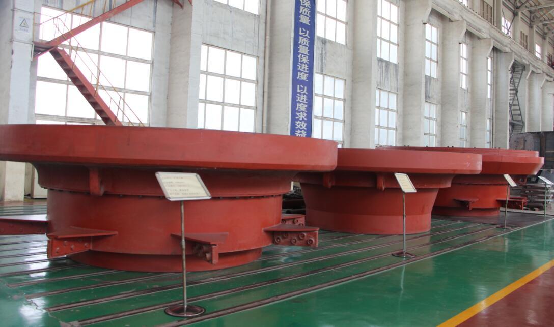 供应水泥生料立磨磨盘 大型铸钢磨盘价格