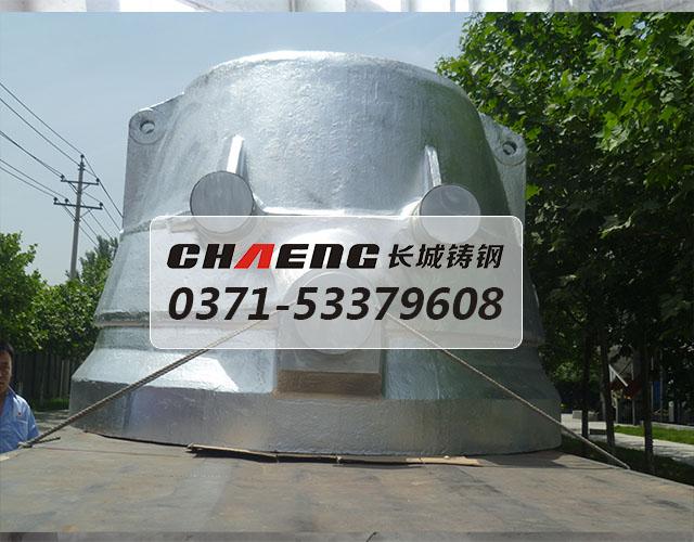 供应80吨大型渣罐 铸钢渣包生产厂家