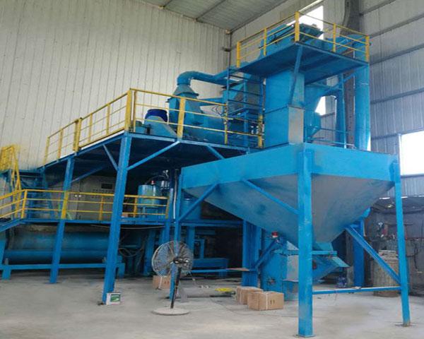 覆膜砂设备生产厂家