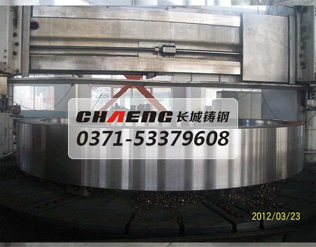 供应单重5吨以上大型铸钢件 河南长城铸钢