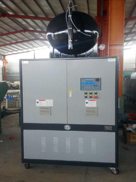 供应 反应釜温度控制机,夹套油加热器