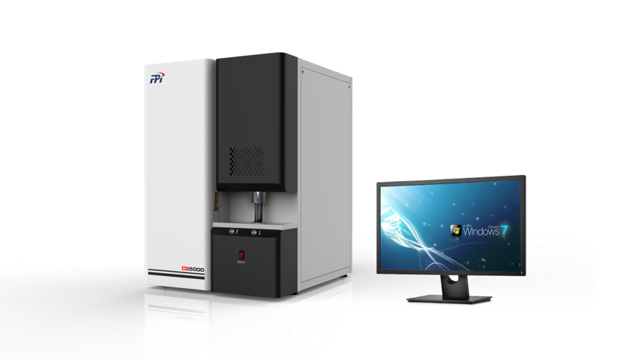供应聚光科技CS5000高频红外碳硫分析